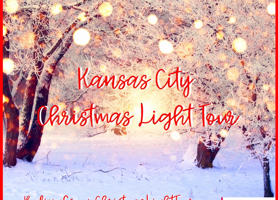 Kansas City Christmas Light Tour